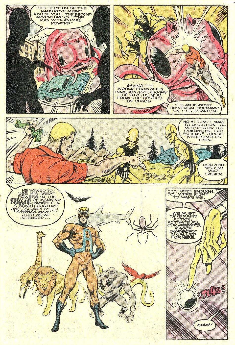 Read online Secret Origins (1986) comic -  Issue #39 - 19