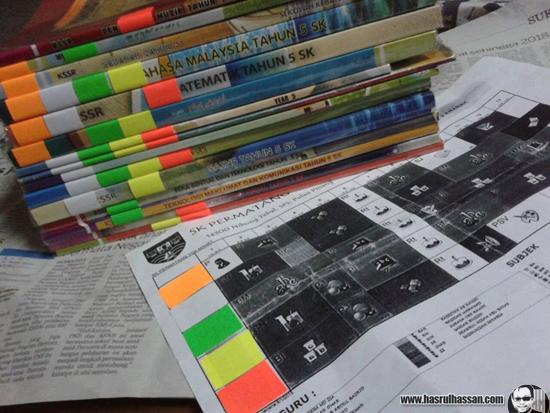 Tips Cara Ringankan Beg Sekolah Anak