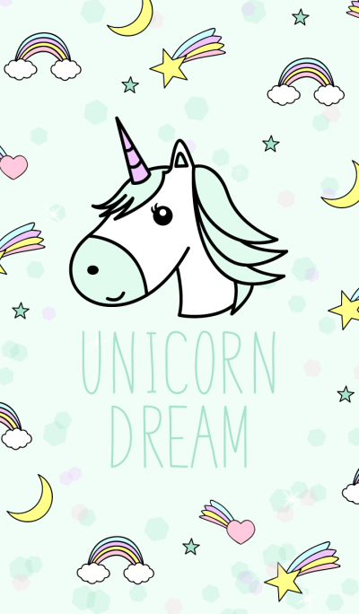Unicorn Dream Mint