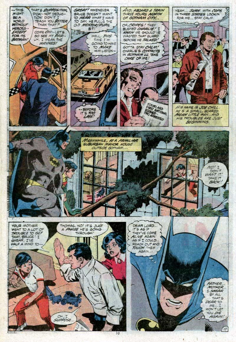 Detective Comics (1937) 500 Page 13