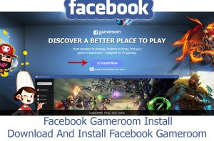 Facebook Gameroom Install Guide – Download And Install Facebook Gameroom