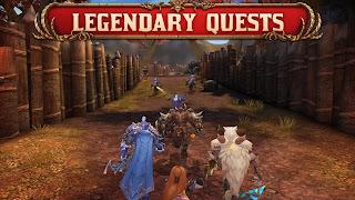 Game Điện Thoại - Crusaders of Light Đồ Hoạ Khủng chơi không lag