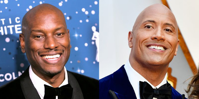 Tyrese begs The Rock not to do solo project which will delay 'Fast 9'