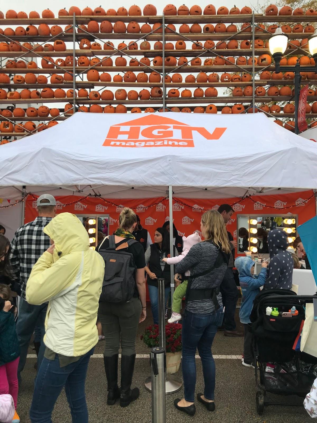 HGTV Highwood Pumpkin Festival