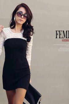 Model Dress Baju Pesta Wanita Modern Terbaru