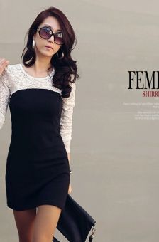 Model Dress Baju Import Eropa Modern Terbaru