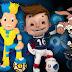 A história das Mascotes da Eurocopa