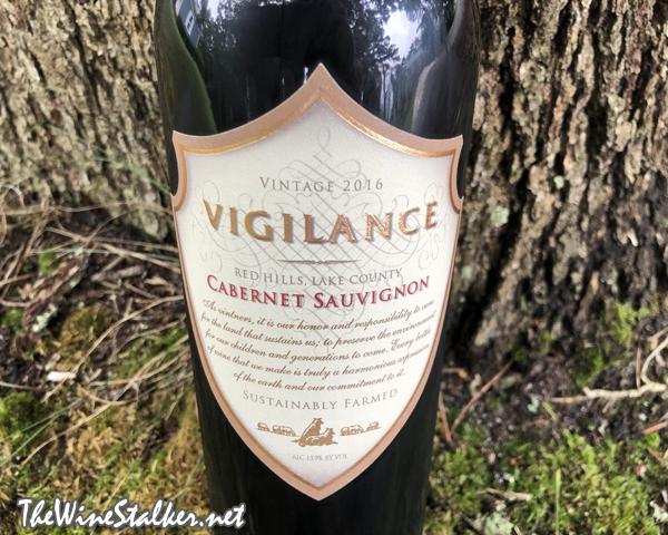 Vigilance Cabernet Sauvignon 2016