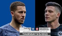 مباشر مشاهدة مباراة تشيلسي واينتراخت فرانكفورت بث مباشر 09-05-2019 الدوري الاوروبي يوتيوب بدون تقطيع