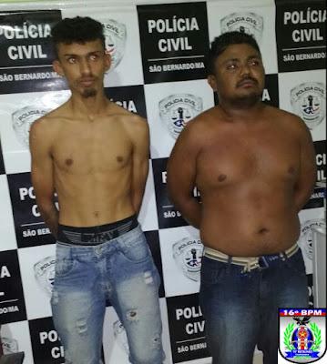 PM chega na hora e prende dois durante assalto aos Correios de São Bernardo; Gerente foi feito refém