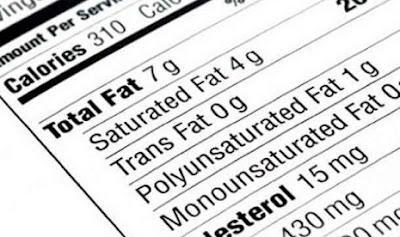 Biasakan Baca Label Makanan
