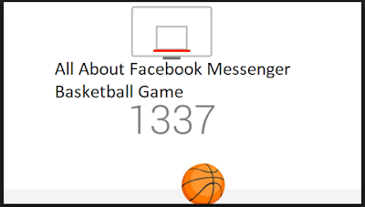 How to Access Facebook Messenger Basketball Game - Facebook Messenger Basketball Hacks/Tricks