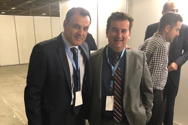 Γιάννης Μαλτέζος: Το 12ο Συνέδριο της Νέας Δημοκρατίας το διέκρινε η αισιοδοξία για την επόμενη ημέρα