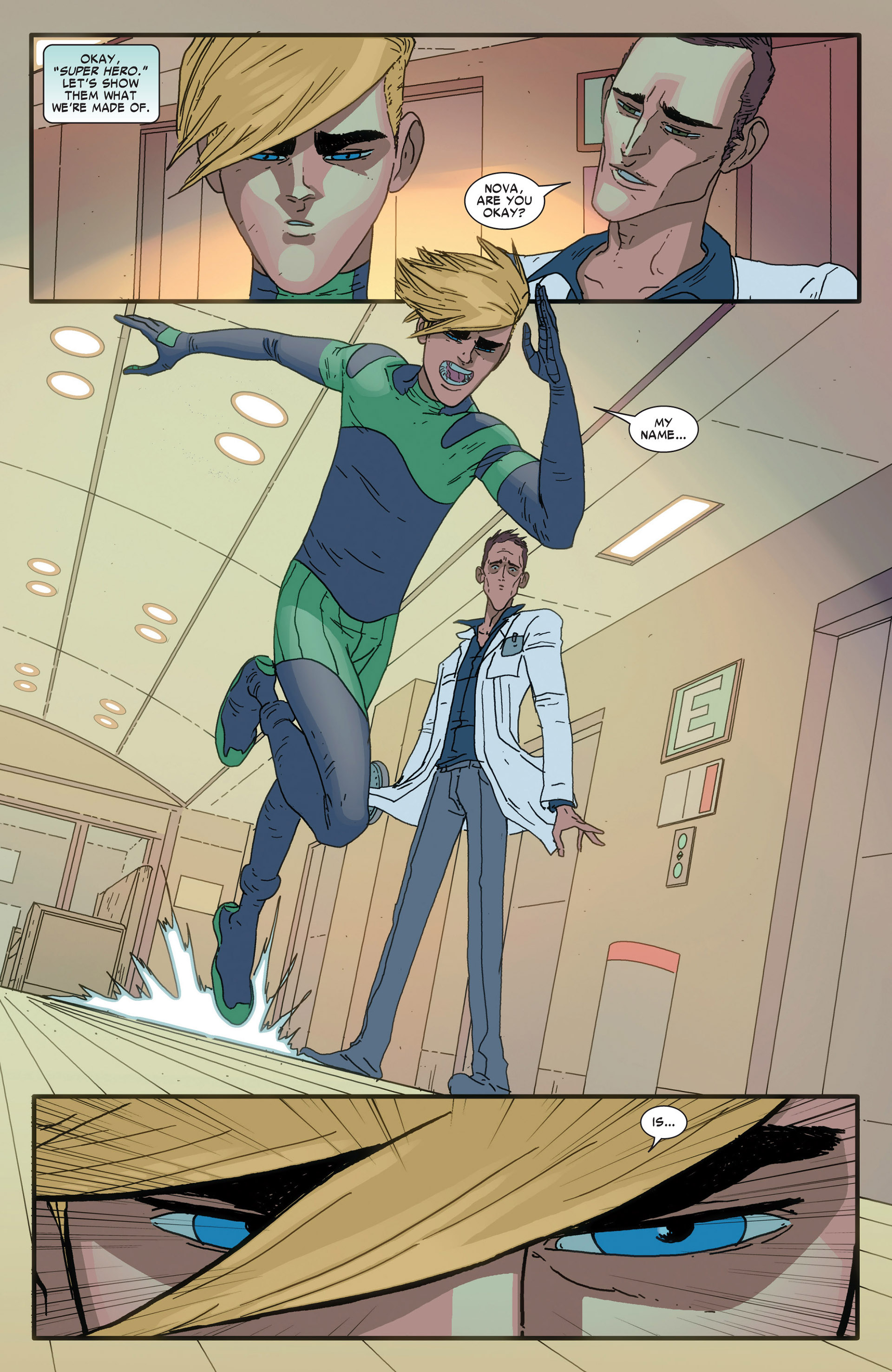 Read online Alpha - Big Time comic -  Issue #4 - 13