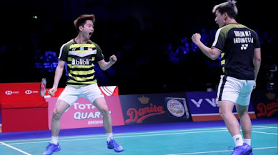 Live Streaming Malaysia Open 2019