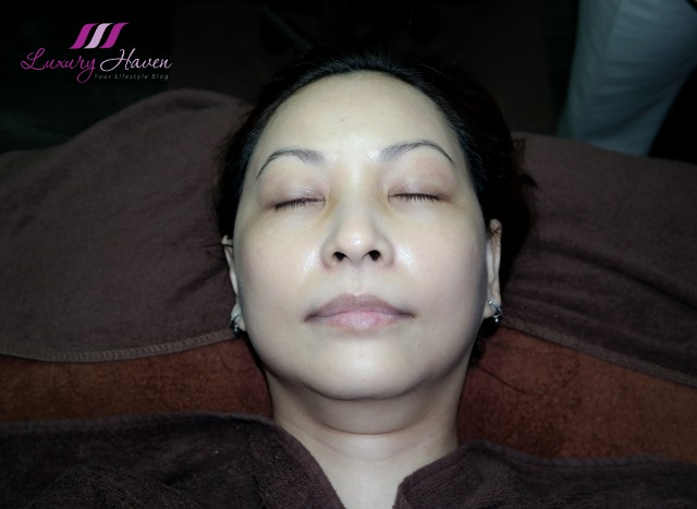 rexults medspa glam glow program restorative radiance facial