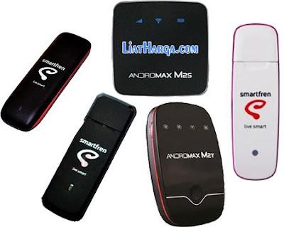 Pilihlah Modem 4G Murah Dari Smartfren