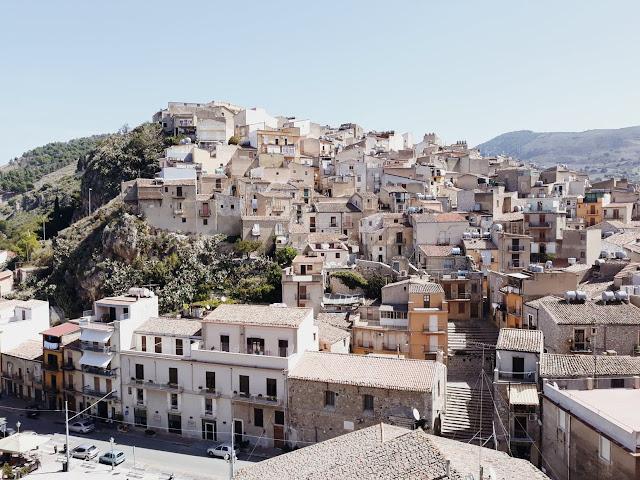 Caccamo, wakacje na Sycylii, zachodnia sycylia