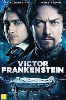 Victor Frankenstein - BDRip Dual Áudio