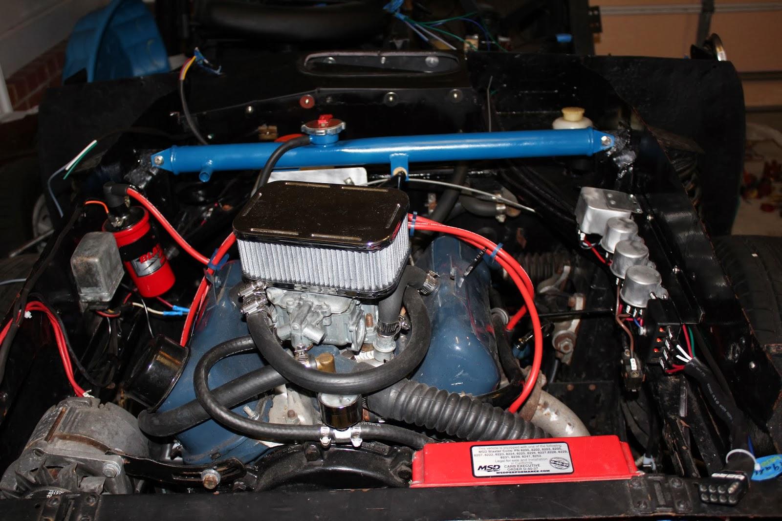 1971 Saab Sonett Iii Restoration  Wiring