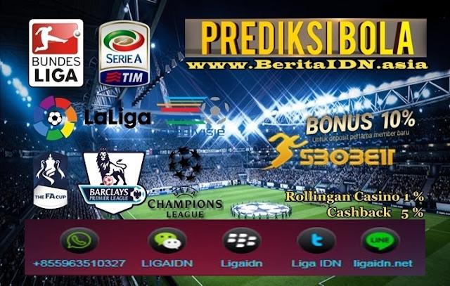 Prediksi Pertandingan Bola Tanggal 20 - 21 Maret 2019
