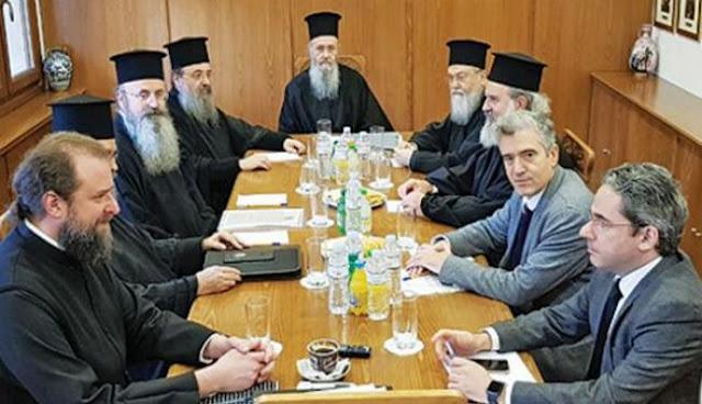 Τρεις νέες «κόκκινες γραμμές» θέτει η Εκκλησία για το deal
