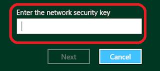 cara menghubungkan wifi yang menggunakan pengaman di windows 8