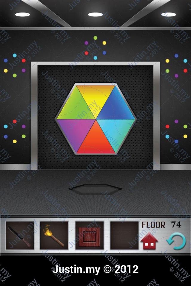 100 Floor Level 71 72 73 74 75 Answer 100 Floors Answer