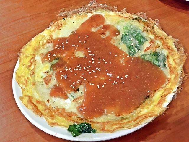 台北素食蚵仔煎懶人包~台灣素食小吃