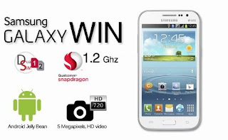 Flash Samsung Galaxy Win GT-i8550L Via Odin - Mengatasi Bootloop