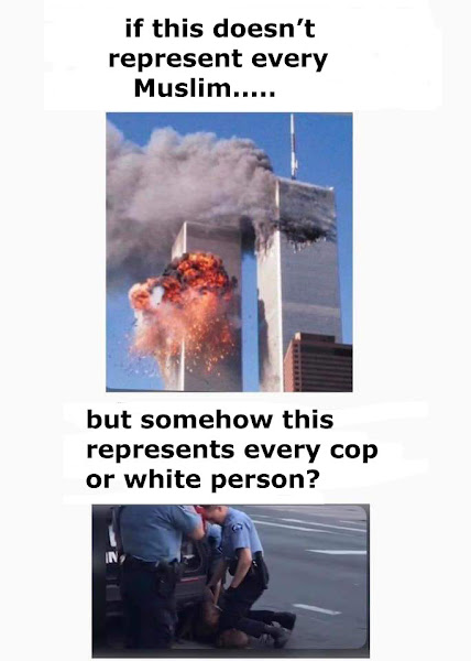 If this does not represent every Muslim, 911
