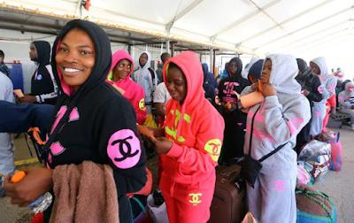 Libya Repatrites Another 159 Nigerians (Photos) 4