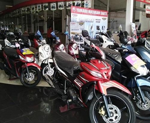 Penjualan Motor Yamaha November 2018