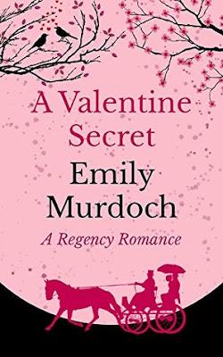 A Valentine Secret by Emily Murdoch book cover