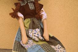 Hand made kids : Holly hobbie