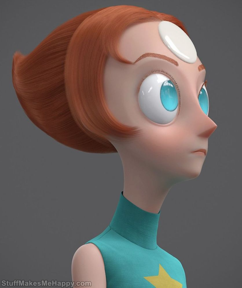 20. Pearl, The Universe of Stephen