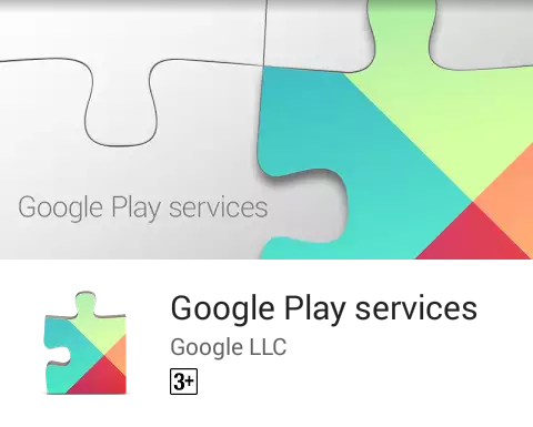 Google play services update for android