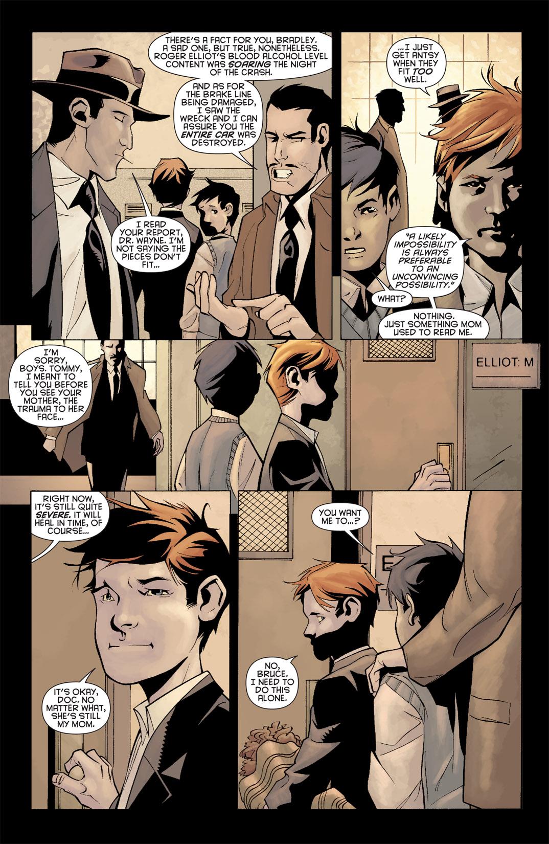 Detective Comics (1937) 846 Page 11