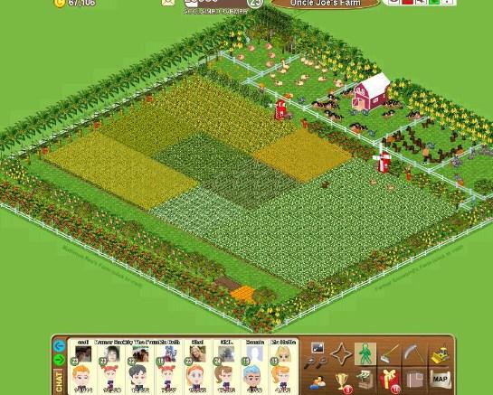 farm town on facebook