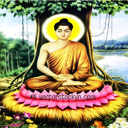 Phật Thích Ca.