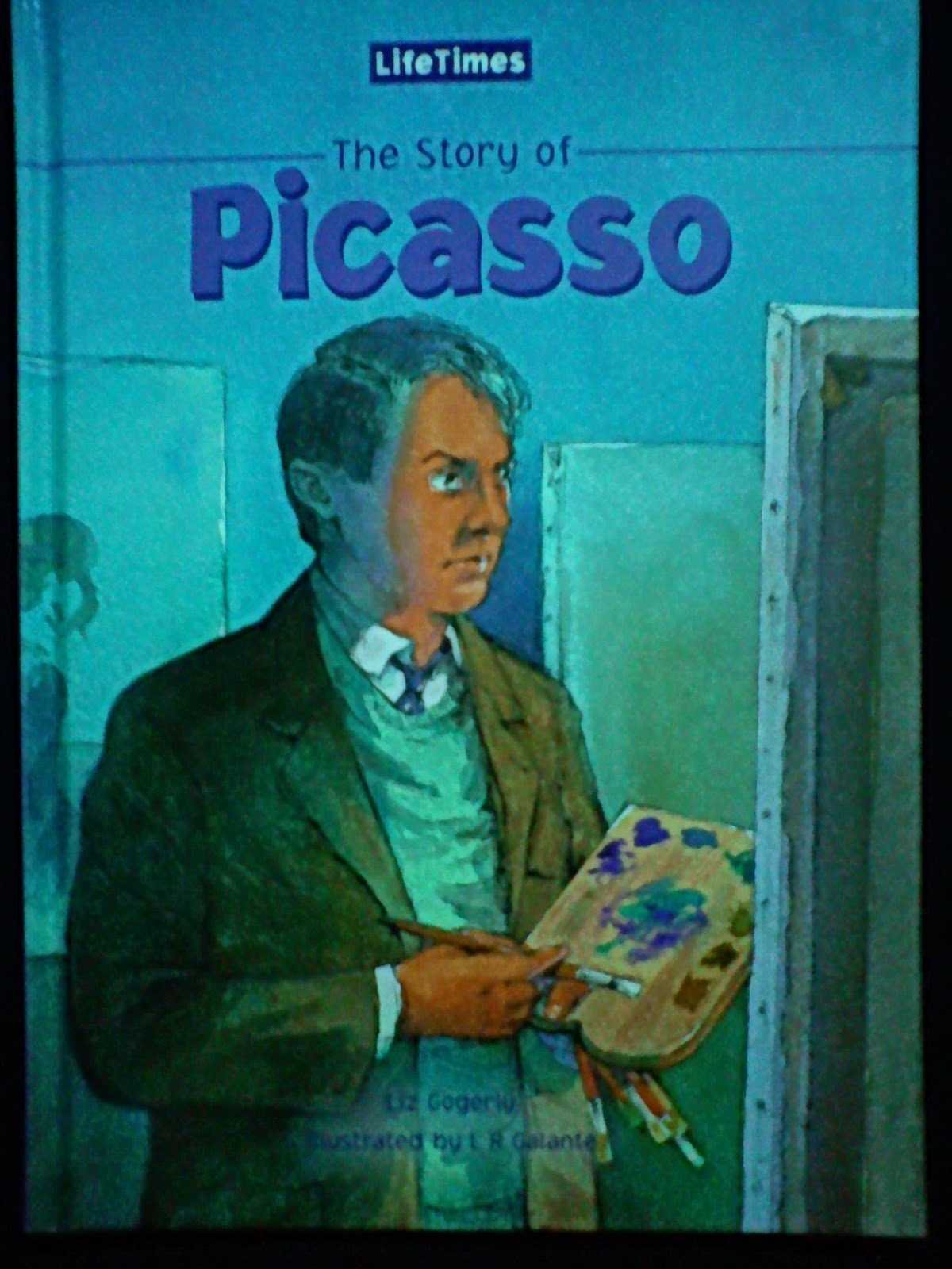 Children Books For You The Story Of Pablo Picasso