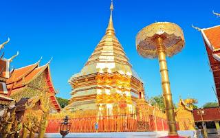 Tempat Wisata Terpopuler di Thailand