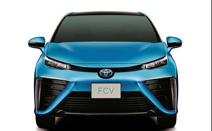 Toyota FCV Mirai launches in LA