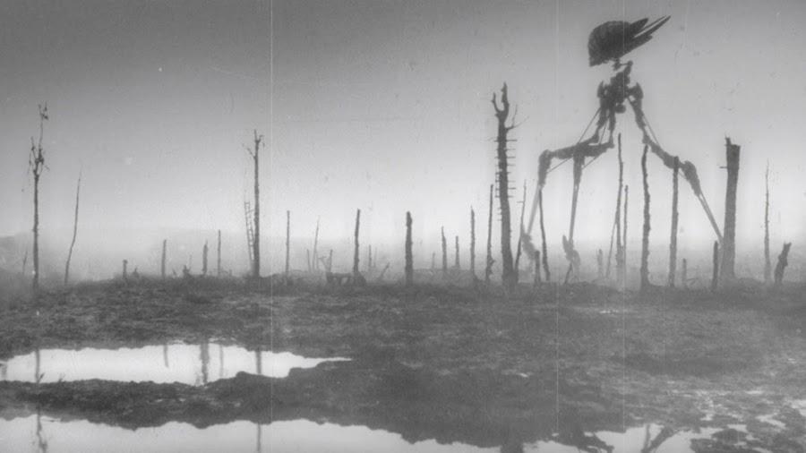 Imagen de La Gran Guerra Marciana