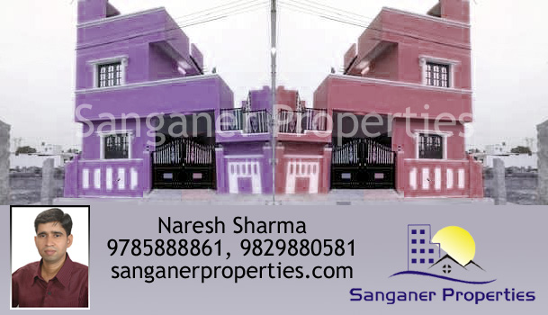 Independent House At Saipura In Sanganer