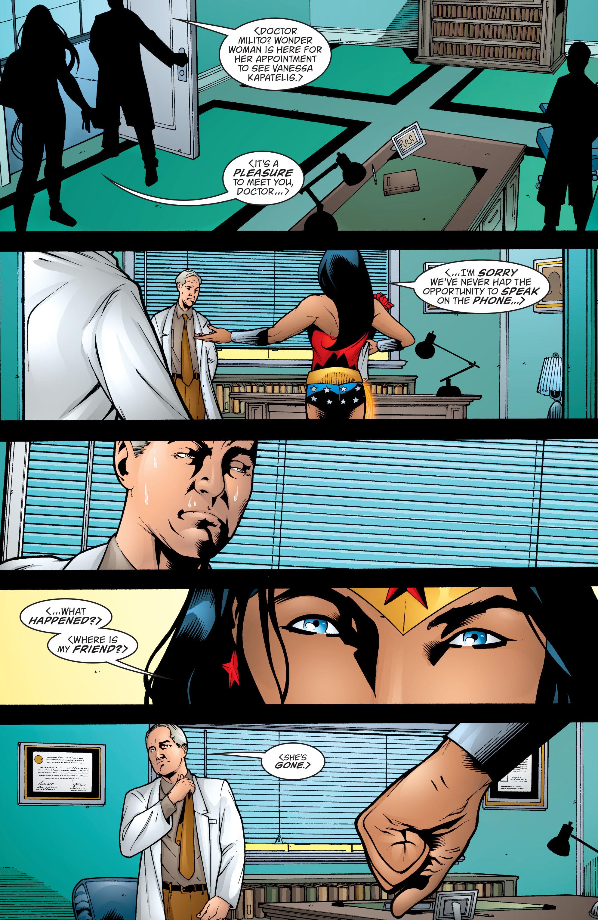 Read online Wonder Woman (1987) comic -  Issue #198 - 12