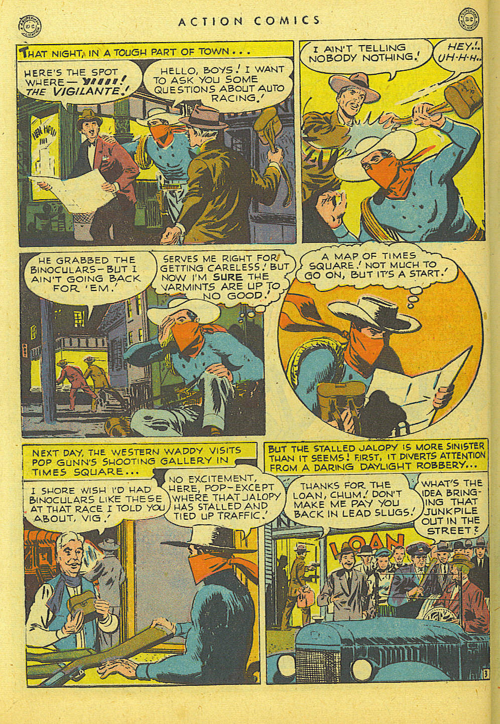 Read online Action Comics (1938) comic -  Issue #114 - 42
