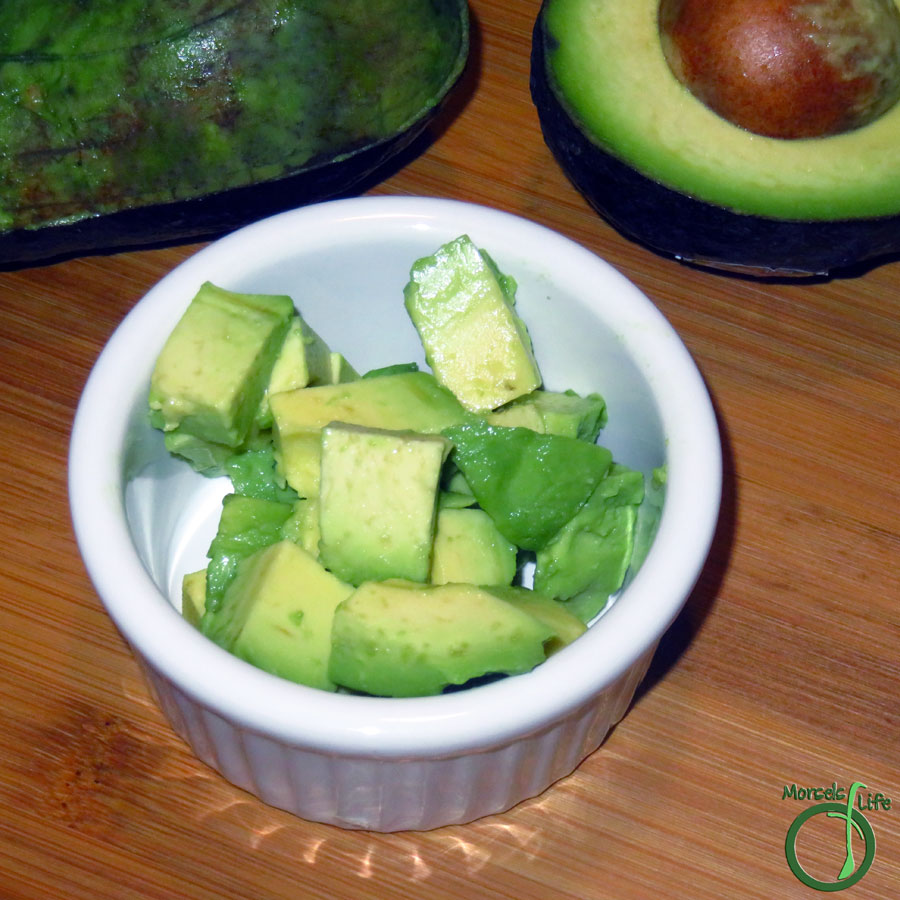 "Morsels of Life - How to Cut an Avocado - Ever wondered how to efficiently cut an avocado? Here's your simple ""how to cut an avocado"" guide!"