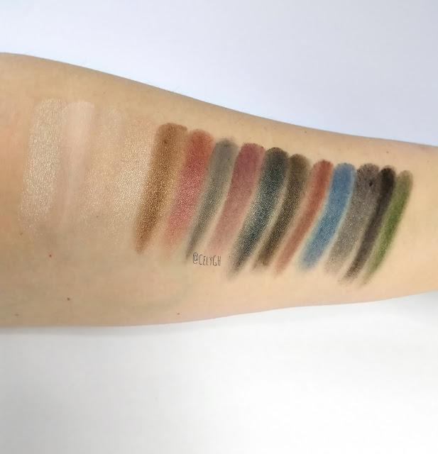Cely Gh Bolsa 100 Productos Nyx Cosmetics