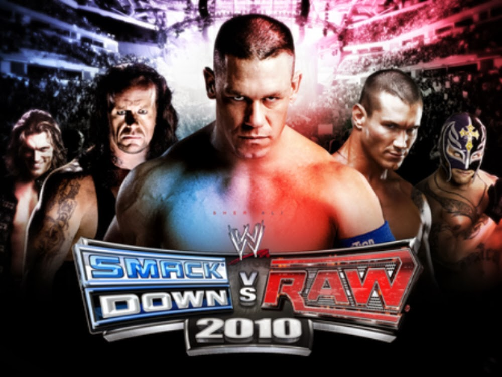 Free Download PC Games: WWE Raw Vs Smackdown 2010 PC GAME